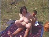 PATRICIA - chubby milf outdoors
