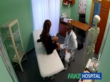 FakeHospital Teen Model Fucked By Tattoo Removal Doctor