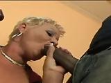 Mature Amanda takes on 2 BBC