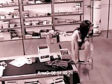 Girl Caught Masturbating At Work 6 By twistedworlds