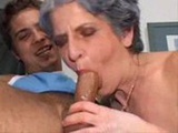 Poor Granny Break Out Th ...