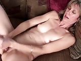 Pretty Mature Having Some Pussy Fun