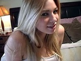Cute Teen Wannabe In Her First Porn Casting