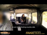 FakeTaxi Suck My Cock Or Walk Home