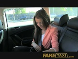 Faketaxi Girl Pounded To Make Up For Taxi Fare
