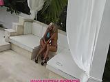 2 blonde german sluts - Julietta Sanchez & Aileen Taylor