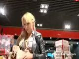 MILF Strolling Mall With Facial - Facial Videos