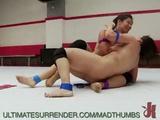 Pro Domme VS Legit Wrestler