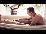 A hot bath for two