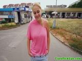 Eurosex Girlnextdoor Gets Tits Jizzed On