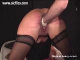 Slave Tit Tortured - Extreme Videos