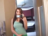 SUPER SEXY GIRLFRIEND MAKES TAPE FOR HER MAN
