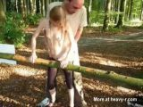 Fucked After Hitchhike  - Teen Videos