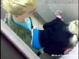 Young Couple Caught On School Toilet - Voyeur Videos