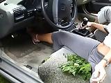 HANDJOB SHIFT CAR AND TORTURE ENGINE