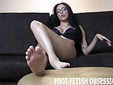I need to have my feet worshiped constantly