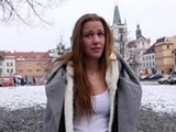 Beautiful Czech Babe Talked Into Fucking For Few Bucks