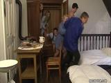 MIA MAGMA 2 Lucky Cocks In A Female Dorm