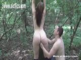 Teen Bound And Fisted Outdoors - Bondage Videos