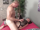 Daddy Fucks Naughty Slut