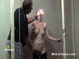 Bound Slave Fire Tortured - Fire Videos