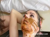 Scat Girl Shits In Mouth - Scat Videos