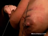 Needling Ugly Tits - Needle Videos