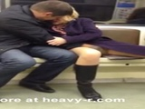 Drunk Woman Fingered In Subway - Subway Videos