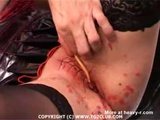 Sewed Shut Pussy - BDSM Videos
