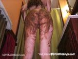 Shit Smearing Girl - Scat Videos