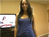 Pleasure with young horny stepmom