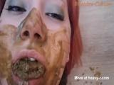 Forced Poop Eating - Scat Videos