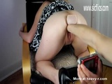 Extreme Fisted Aand Golden Showered - Fisting Videos