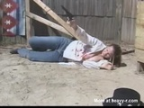 Two Chicks Shot Western Style - Cnb Videos