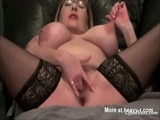 Huge Tits MILF Squirting Like A Fountain - Amateur Videos