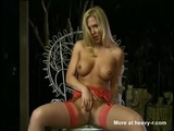 Blonde Lady Pissing - Blonde Videos