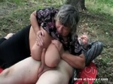 Threesome With Teen And Elderly Couple - Teen Videos