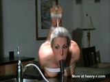 Torturing Tied Up Slut - Water torture Videos