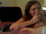 Lesbians try cock for the first time and like it