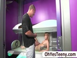 Teen Rikki Rumor have sex inside the spa gets banged by a big cock