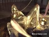 Japanese Golden Girl - Gold Videos