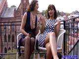 European lesbian pussylicking british milf