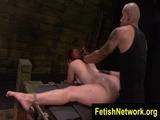 FetishNetwork Rose Red Tyrell rough anal