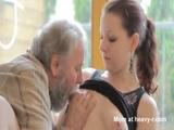 Guy Gives GF To Old Pervert - Oldman gf watching Videos