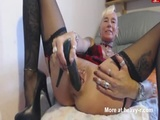 Kinky GILF Insertion High Heel - Shoe Videos