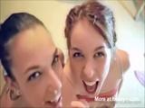 Facial Compilation - Teen Videos