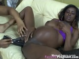 Black Pregnant Chicks Have Sex - Ebony Videos