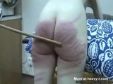 Extrema Hard Ass Caning - Flag Videos