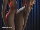 lesbians enjoying sex with vibrator 24