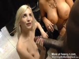 Mom And Daughter Share BBC - Threesome Videos